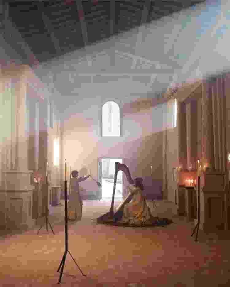 Hotel Reschio fica em um castelo de mais de mil anos (19) - Divulgação - Divulgação