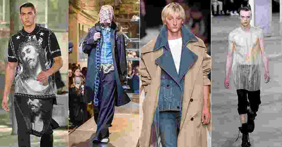 Semana de Moda Masculina de Paris - Getty Images