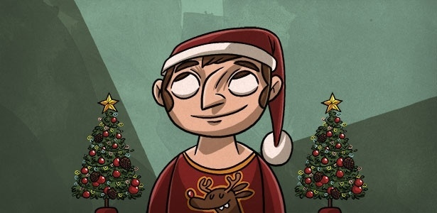 É possível passar pelas situações delicadas dos encontros de Natal sem se irritar - Leo Gibran/UOL