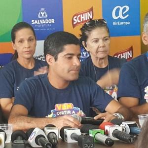 ACM Neto (DEM) tenta a reeleição em Salvador
