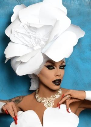 """Yara Sofia, participante do programa """"RuPaul""""s Drag Race"""", entregará a coroa à vencedora da Rainha da Virada - Divulgação"""