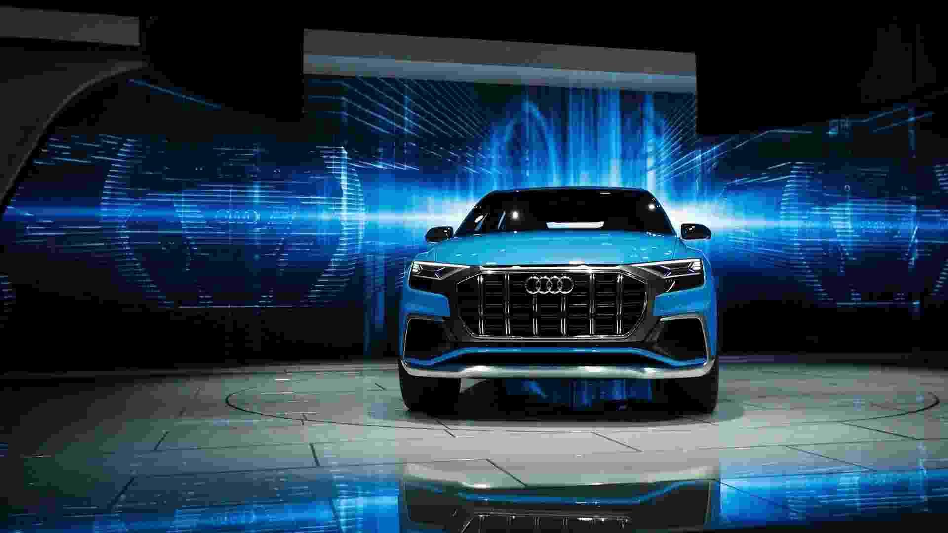 Audi Q8 Concept - Mark Blinch/Reuters