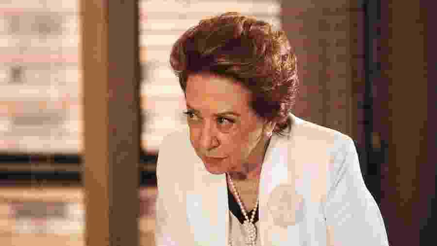 """Bia Falcão (Fernanda Montenegro) em """"Belíssima"""" - João Miguel Júnior/Divulgação/TV Globo"""