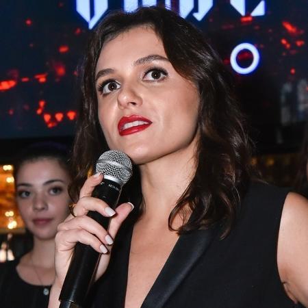 Monica Iozzi - Caio Duran/Brazil News