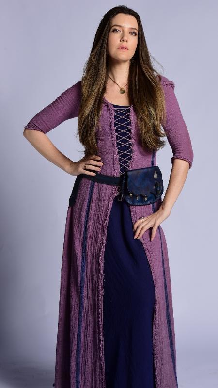 "Larissa Maciel será Lucy em ""Belaventura"" - Blad Meneghel/ Record TV"