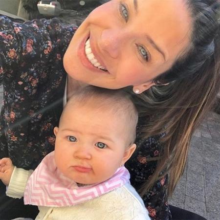 Lizi Benites e a filha, Liz - Reprodução/Instagram