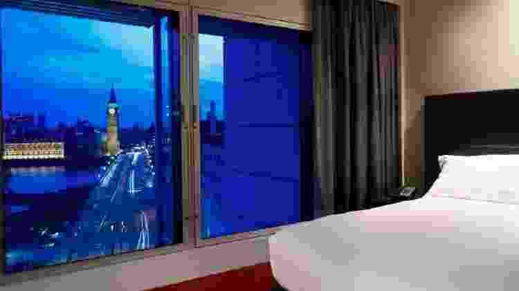 Divulgação/Park Plaza Westminster Bridge Hotel
