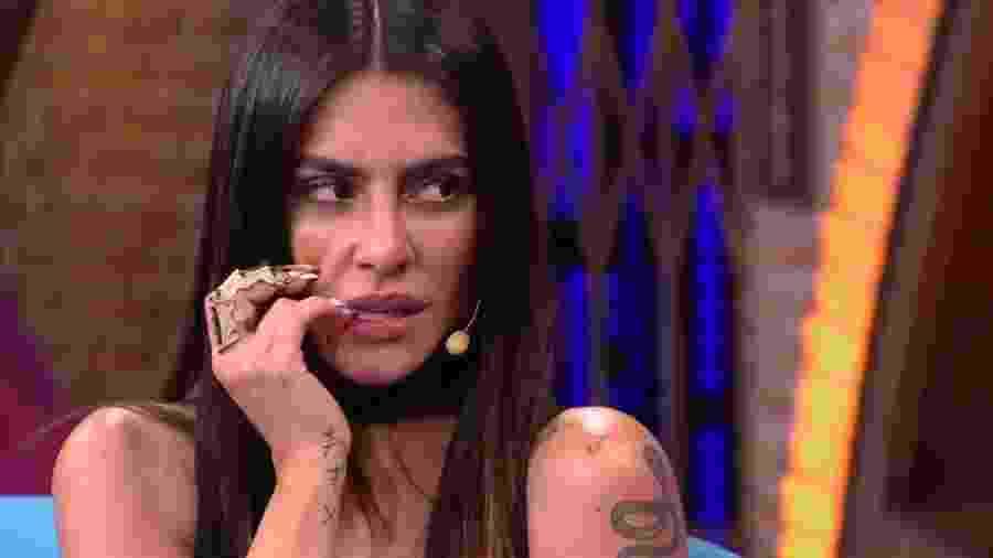 """Cleo Pires é convidada do """"Lady Night"""" desta quinta (12), no Multishow - Reprodução"""