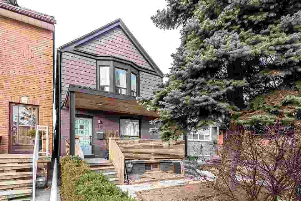 Casa onde Meghan Markle morava em Toronto - Reprodução/Freeman Real Estate Ltd. Brokerage