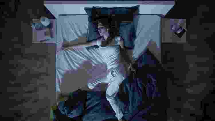 Melatonina é o hormônio que o corpo produz para sinalizar para os órgãos humanos que a noite chegou e preparar o organismo para adormecer - Getty Images - Getty Images