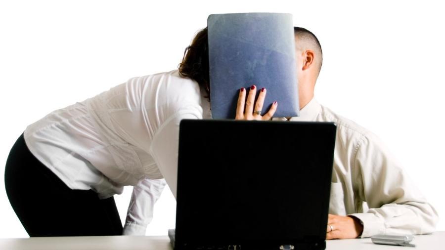 Sexo no trabalho - Getty Images