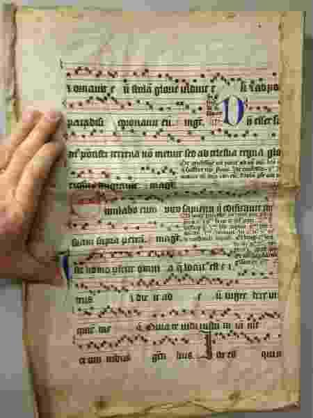 Livros venenosos são encontrados em biblioteca da Dinamarca - Kaare Lund Rasmussen/SDU