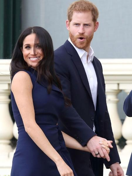 Príncipe Harry e Meghan Markle - Chris Jackson/Getty Images