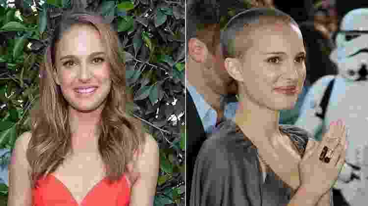 Natalie Portman - Reprodução/Getty Images - Reprodução/Getty Images