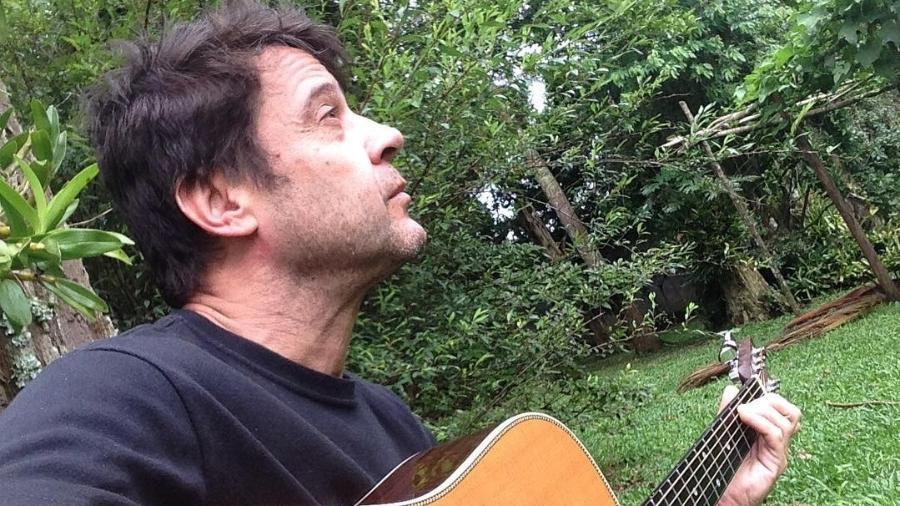 O guitarrista Sérgio Knust - Instagram/Reprodução
