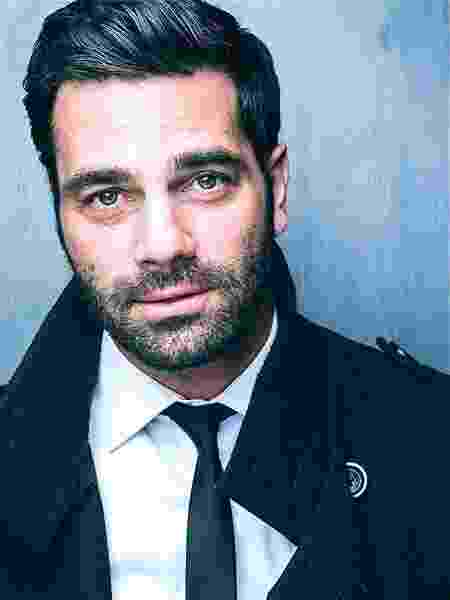 O ator Michael Masini - Divulgação