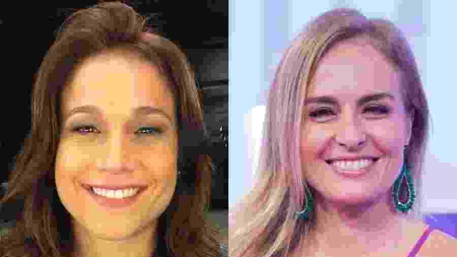 Fernanda Gentil e Angélica terão de esperar antes de ter seus programas solo na Globo -