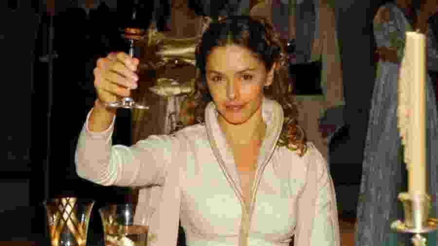 """Bianca Rinaldi foi a protagonista em duas duas temporadas de """"Os Mutantes"""" - Reprodução/Twitter"""