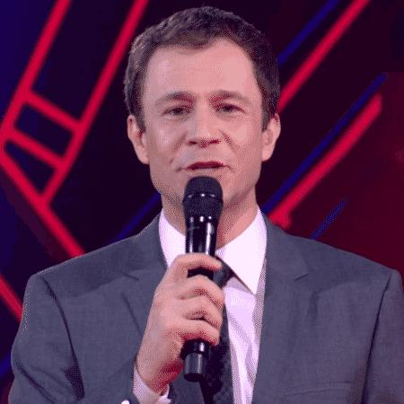 Tiago Leifert - Reprodução/Globo - Reprodução/Globo