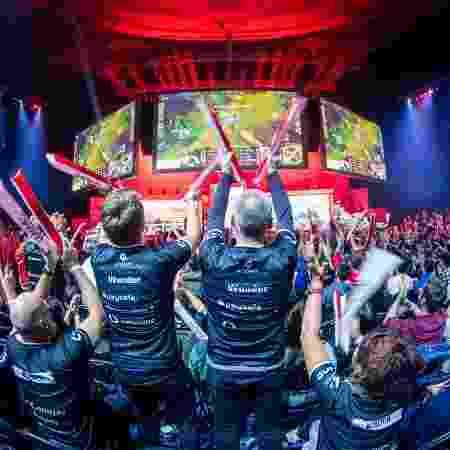 Mundial League of Legends 2019 - Divulgação/Riot Games