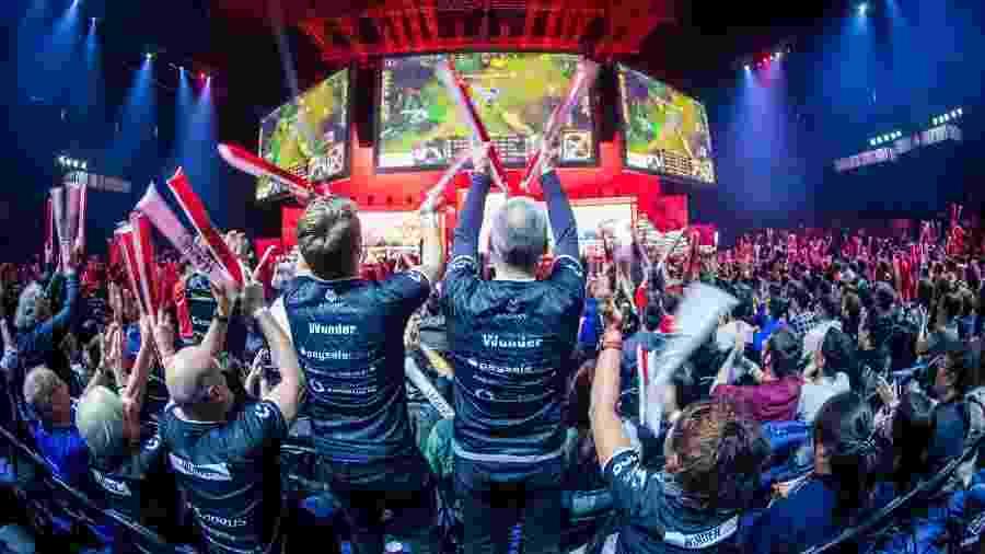 Mundial League of Legends 2019 já passou por Alemanha e Espanha; partida decisiva será na França - Divulgação/Riot Games