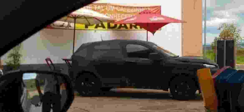 Novo SUV da Fiat aproveitará plataforma do Argo - Luiz Felipe/Acervo Pessoal