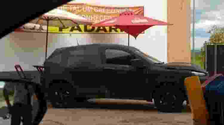 Novo SUV da Fiat flagrante - Luiz Felipe/Acervo Pessoal - Luiz Felipe/Acervo Pessoal