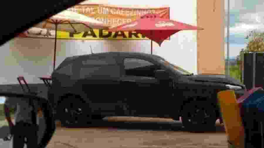 Flagrado camuflado em SP, primeiro SUV da Fiat será lançado no primeiro semestre de 2021 - Luiz Felipe/Acervo Pessoal