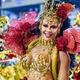 Viviane Araújo se empolga com Desfile das Campeãs: 'Olha nós aí de novo' - Reprodução/Instagram