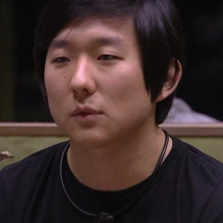 Pyong foi eliminado nesta terça - Reprodução/TV Globo