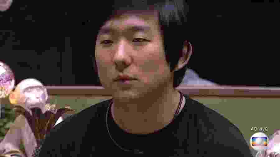 Pyong deixou o BBB 20 - Reprodução/TV Globo