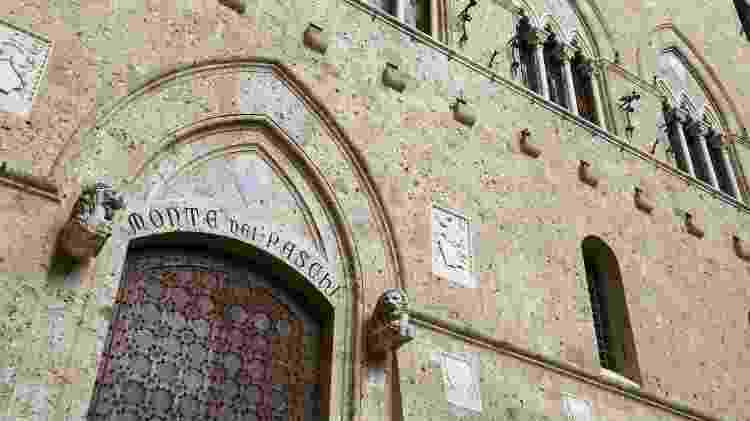 Monte dei Paschi di Siena - Getty Images - Getty Images
