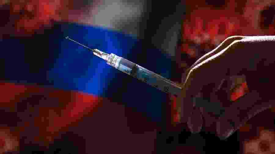Vacina russa contra a covid-19 se encontra na última fase de testes clínicos - Ettore Chiereguini/AGIF/Estadão Conteúdo