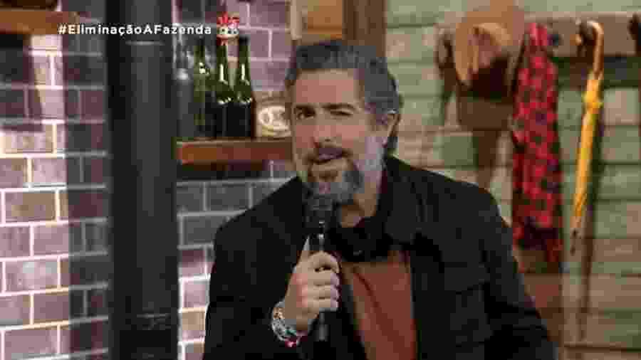 """Marcos Mion é o apresentador de """"A Fazenda"""" - Reprodução/Playplus"""