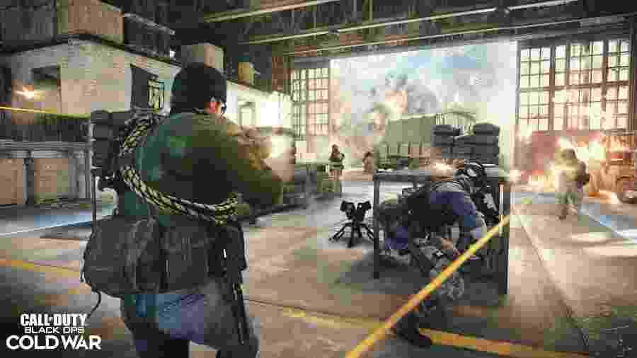 Call of Duty Black Ops: Cold War é um dos principais lançamentos do final de 2020 - Divulgação/Activision