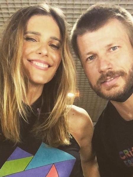 Fernanda Lima e Rodrigo Hilbert: existe casal perfeito? - Reprodução/Instagram@fernandalimaoficial