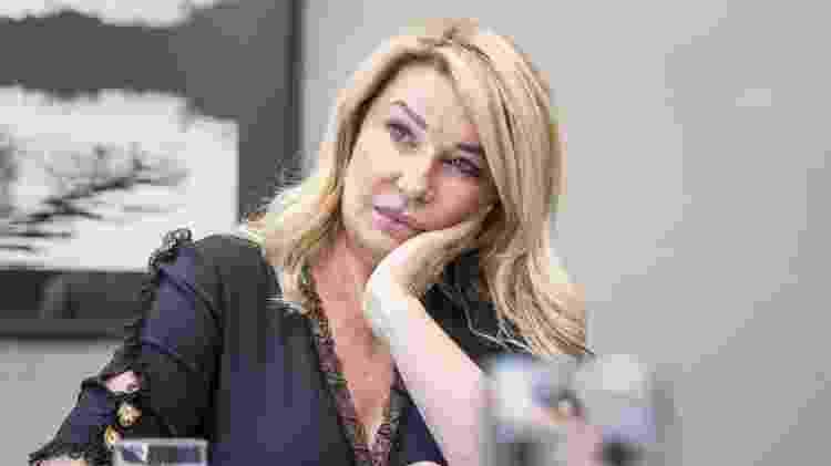 A primeira-dama do estado de São Paulo, Bia Doria, em entrevista no Palácio dos Bandeirantes - Simon Plestenjak - Simon Plestenjak