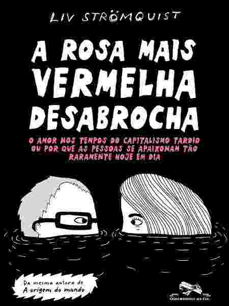 livro rosa mais vermelha desabrocha - Divulgação - Divulgação