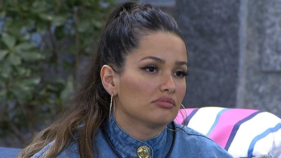 BBB 21: Juliette ouve Caio falar que combinava proteção com Fiuk - Reprodução/Globoplay