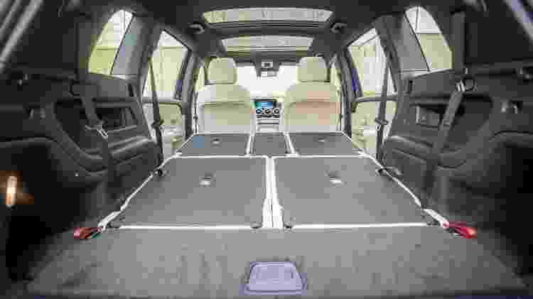 Mercedes-Benz GLB 200 - Divulgação - Divulgação