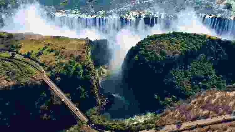 Cataratas de Vitória, atração no Zimbábue - Kelly Cheng Travel Photography/Getty Images - Kelly Cheng Travel Photography/Getty Images