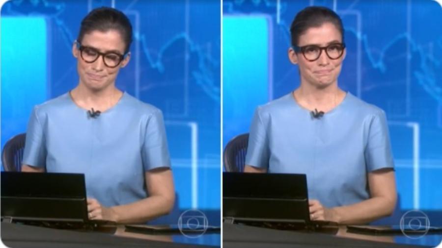 Renata Vasconcellos reage à brincadeira do papa Francisco sobre o Brasil - Reprodução