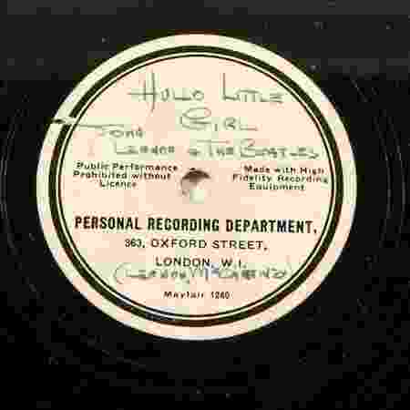 The Beatles - 'Till There Was You' - Reprodução/Discogs - Reprodução/Discogs