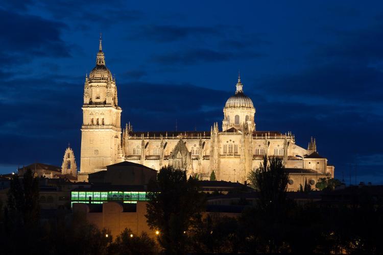 Catadral de Salamanga, Na Espanha - Getty Images / iStockPhoto - Getty Images / iStockPhoto