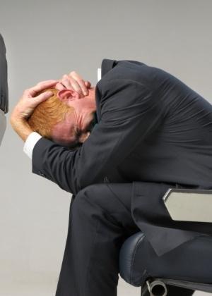 Confusão e problemas cognitivos estão entre os sintomas da Síndrome Aerotóxica - Getty Images