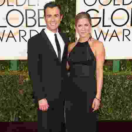Justin Theroux e Jennifer Aniston  - Getty Images