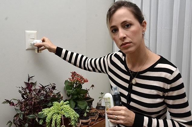 Grávida, a médica Gabriela Raposo, 32 anos, se mudou de Pernambuco para Brasília para fugir do vírus zika