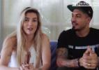 Filho dos ex-BBBs Aline e Fernando se chamará Lucca - Reprodução/YouTube/2ParaOMundo