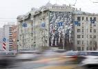 """Stormtroopers de """"Star Wars: O Despertar da Força"""" """"invadem"""" via de Moscou - Maxim Shemetov/Reuters"""
