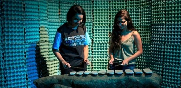 Atividades com música estão na programação do CCBB Brasília - Divulgação